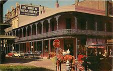 Postcard Antoine's Restaurant, New Orleans, LA