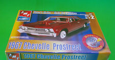 Chevy 1967 Chevelle Pro Street 1:25 scale AMT/Ertl Kit - Hobby Time Model Shop