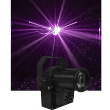 RGBW LED Pinspot Light With Narrow Beam For Mirrorball and Stage LED, Sound, DMX