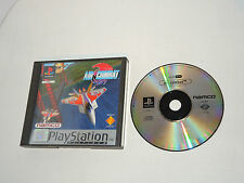 AIR COMBAT in box PAL PS1 sony playstation game