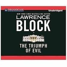 Triumph of Evil by Lawrence Block (2011, MP3 CD, Unabridged)
