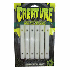 CREATURE - Atomic Blocks - Skateboard Rails - Pack of 6 Slide Rails