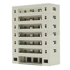 Outland Models Railway Layout Modern Building Dormitory / School N Scale 1:160