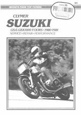 Suzuki Gs and Gsx1100 Fours, 1980-1981 by David Sales and Penton Staff (2000,...