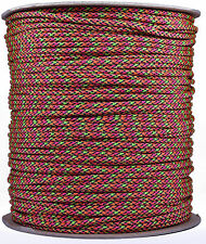 Cosmic - 550 Paracord Rope 7 strand Parachute Cord - 1000 Foot Spool