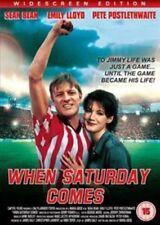 When Saturday Comes 5030697013156 DVD Region 2