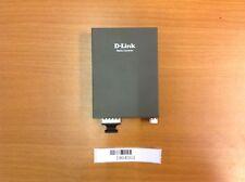 D-Link DMC-700SC Media Converter + power supply  NEVER USED