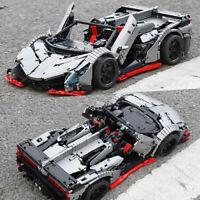 Technic Hypercar XR Car 42056 42083 42110 42065 Building Blocks Bricks MOC 2
