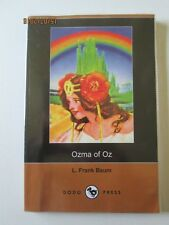 OZMA OF OZ by L. Frank Baum (more about Dorothy) (paperback)