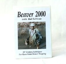 Beaver 2000 - Hal Sullivan - Dvd Trapping Supplies Trap Traps Movie Video