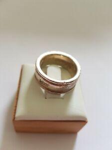 JOOP Ring, 925 Sterling Silber damen Herren Ring 16.59 gramm.Gr.9..60mm