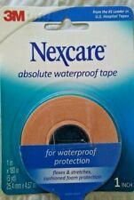 Nexcare Absolute Waterproof Wide Tape, 1 inch (5y)