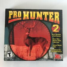 Pro Hunter 2 PC Game New Sealed