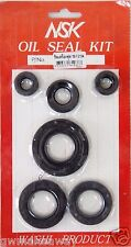 Suzuki TS100 TS125 1978-1981 Oil Seal Kit New 6pcs