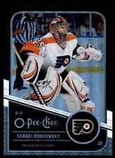 2011-12 O-Pee-Chee Black Rainbow Sergei Bobrovsky /100 #387