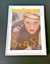 madonna beast within dvd tour invention live ananheim promo