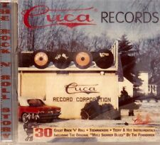 CUCA RECORDS ROCK 'N' ROLL STORY - Vol. #1 - 30 Cuts