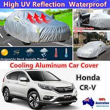 Waterproof Cooling Aluminum High UV Protection Honda CRV HRV SUV 4X4 Car Cover