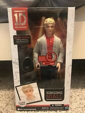 Niall Horan Doll. New condition but does not sing. Never been opened.
