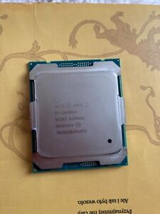INTEL XEON E5-2630V4 2.20GHZ 10 CORE SR2R7 25MB L3 CACHE 85W PROCESSOR