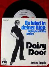 Single Daisy Door: Du lebst in Deiner Welt (Der Kommissar) Peter Thomas
