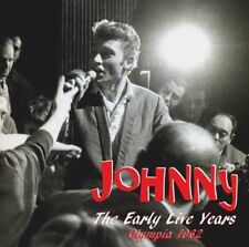 "Johnny Hallyday 33t ""The early live years"" Olympia 1962 Version  Alternative"