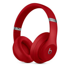 Apple auriculares beats Studio3 Wireles rojo