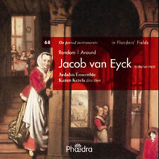 Jacob Van Eyck : In Flanders' Fields: Around Jacob Van Eyck - Volume 69 CD