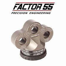 Factor55 Prolink Bridle Winch Shackle Mount D-Ring Mount Winch Hook 00220-06