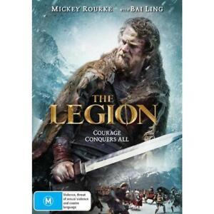 The Legion (Dvd,2021) *NEW* Region 4