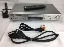 """SONY DVP-S735D Reproductor de DVD/CD """"Multi-región"""" con control remoto y cables SCART, video"""