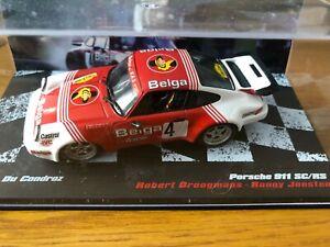 RARE 1/43 PORSCHE 911 SC/RS DROOGMANS BELGA Rally Race Motorsport