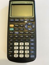 New ListingTexas Instruments Ti-83 Plus Graphing Calculator with Cover