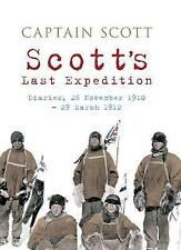Scott`S Last Expedition BOOK NEW