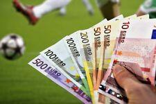 Traumjob Sportwetten-Geld mit Sportwetten verdienen - Alle Strategien zusammen