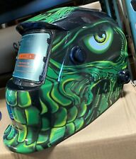 TTHT Auto Darkening ANSI CE Welding Helmet Hood mask RGL