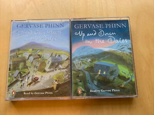 x2 Pre-Owned Bundle Gervase Phinn Dales Audio Books Cassette  Pre-Owned Volumes
