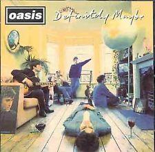 Oasis / Definitely Maybe *NEW* CD