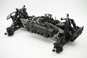 HPI Savage Flux XL 1/8th Scale RC Monster Truck Sliding Chassis OZRC JL