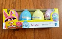 SET OF PLAY-DOG SPRING EGGS – PLAY-DOH 4-PACK – PASTEL COLORS