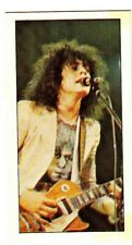 1974 Bassett 7 Co. 'Pop Stars' #21 Marc Bolan (T-Rex)