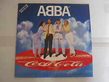 ABBA - Slipping Through My Fingers  Japan Coca-Cola PROMO pic picture disc 12""