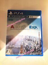 [New] A-Train de Ikou Exp. [ressha de ikou exp.] - PS4 [Japan Import]