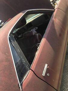 1978 - 87 Chevrolet El Camino Quarter Glass - Passenger Right OEM
