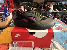 DS New Nike Air Huarache Run SU size 8 retro OG vtg vintage river rock runner
