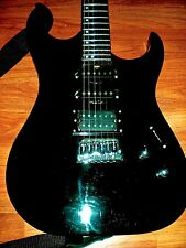 Washburn Black Electric Guitar