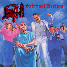 DEATH Spiritual Healing 2 CD NEW Relapse Records CD7194R