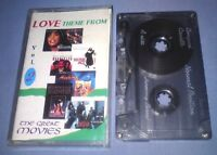 LOVE THEMES FROM THE GREAT MOVIES VOL 2 SKY cassette tape album