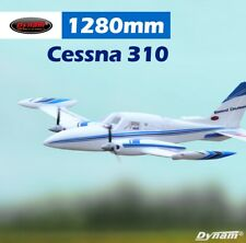 Dynam Cessna 310 Grand Cruiser 1280mm Wingspan - V2 - PNP