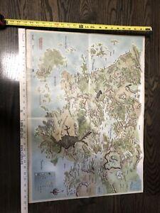 Large Map Of Faerun 21x30
